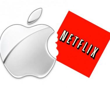 ¿Podría estar Apple pensando en crear su propio Netflix?