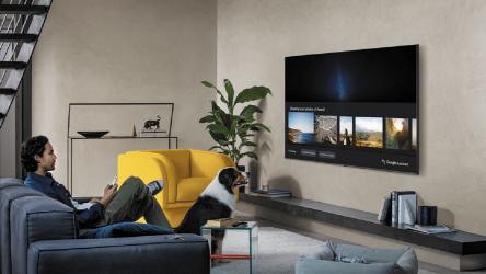 Asistente de Google incluirá más funciones en las Smart TV de Samsung