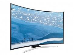 """SAMSUNG UE55KU6172, tu """"pequeña"""" pantalla de cine curva en 4K."""