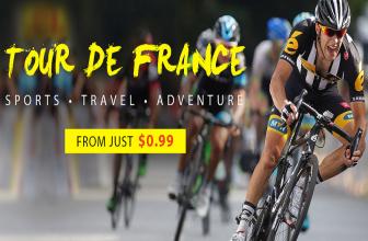 Descuentos de Gearbest: un homenaje al Tour de Francia