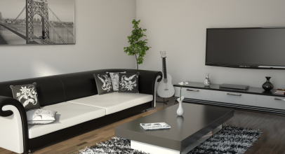 Opciones para disimular los cables en casa de forma sencilla