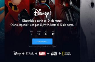 Hoy es el último día para conseguir Disney+ más barato