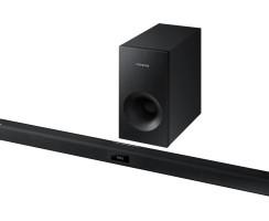 Samsung HW-J355, barra de sonido 2.1 con Bluetooth y a buen precio.