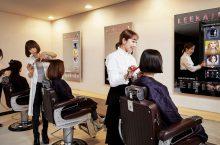 Espejo OLED de Samsung, ya existe en un salón de belleza