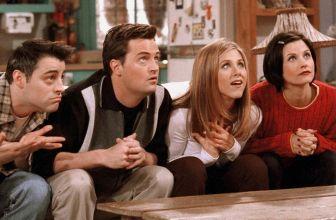 Chandler desvela cuándo se rodará el reencuentro de Friends
