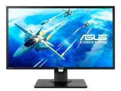 Asus VG245HE, para juegos de acción a low cost