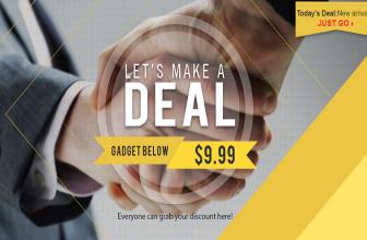 Gadgets por menos de $9.99 y otros chollos que te interesarán
