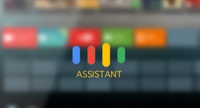 Google Assistant en SmartTVs y otros dispositivos Android