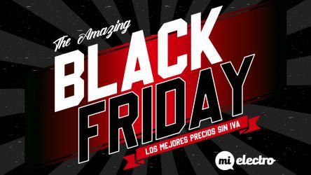 ¿Qué televisor me compro en el Black Friday de Mi Electro?