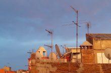 EL 5G nos obliga a mover las antenas de televisión