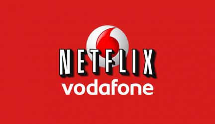 Ahora podremos disfrutar el contenido de Netflix en Vodafone