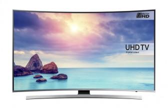Samsung UE49KU6640, estupenda Calidad de imagen UHD, con diseño curvo.