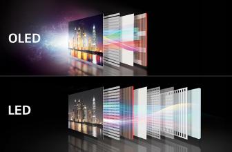 Sharp producirá pantallas OLED en 2017