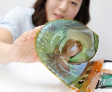 LG sigue invirtiendo en pantallas OLED flexibles