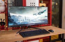 Acer Predator X34, primer monitor gaming curvo del mundo