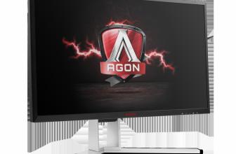 AOC AGON AG241QG, lleno de movilidad y de detalles