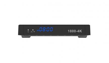 Iris 1800-4K, sintoniza el satélite en 4K con Android incluido