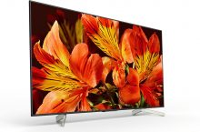 Sony KD-43XF8505, o cuando la gama se le queda pequeña a una smart TV