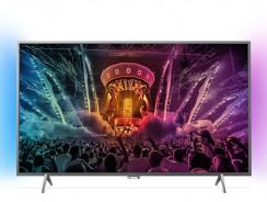 Philips 55PUS6201, una gigante Smart Tv con excelente conectividad