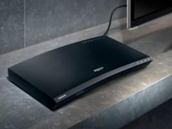 Samsung UBD-K8500, un reproductor curvado que te gustará