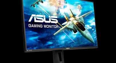 Asus VG275Q, un monitor veloz de altos vuelos