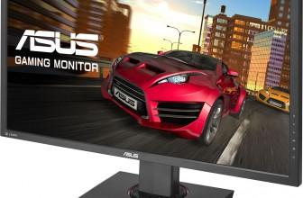 Asus MG24UQ, un monitor para jugadores