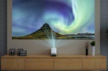 LG HF85LSR, cuerpo de proyector con alma de smart TV