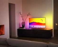 Philips 43PUS7100/12: el 3D más original con Ambilight
