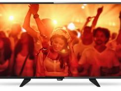 Philips 40PFH4101, una tv básica con muy buen estilo