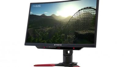 Acer Predator Z271T, una buena experiencia a lo curvo y en Full HD