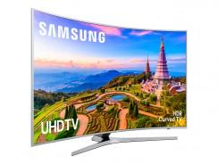 Samsung UE49MU6505, una pantalla curva UHD 4K en casa a muy buen precio.
