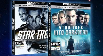 Star Trek en UHD BluRay, el primer título de Paramount