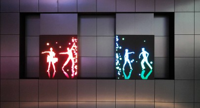 Televisor modular de Samsung, así podrían ser en el futuro