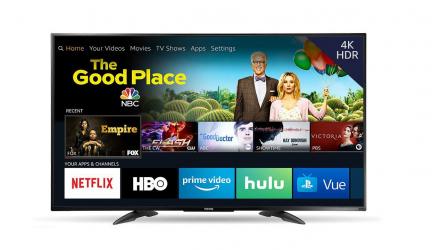 Amazon ofrece televisores 4K y Dolby Vision