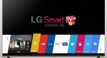 Televisores LG, los mejor valorados por los españoles