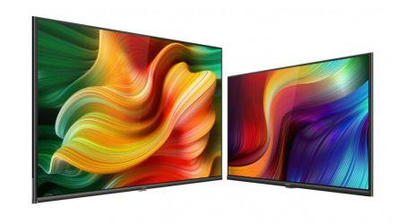 Por fin dan el salto y vemos televisores inteligentes de realme