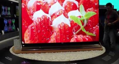 Televisor OLED de Hisense U9, un dulce que podemos disfrutar