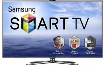 ¡Cuidado! Tu Samsung TV te espía