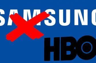 Se anuncia veto de HBO en los televisores Samsung
