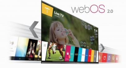 Los televisores LG de 2014 podrán actualizar a webOS 2.0